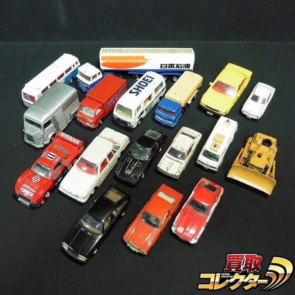 トミカダンディ フェアレディZ セリカ コスモAP 他 日本製