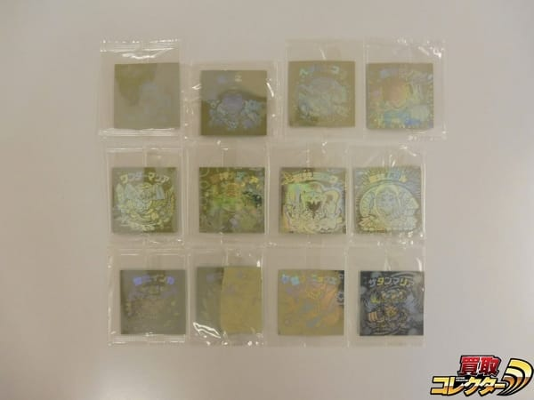 ビックリマン ホロセレクション 全12種類 コンプ / 聖梵ミロク
