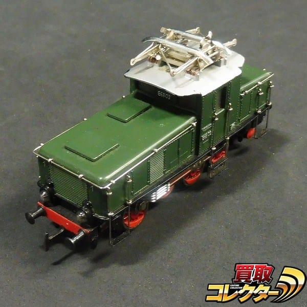 メルクリン E6302 凸型 電気機関車 / 交流3線式 HOゲージ