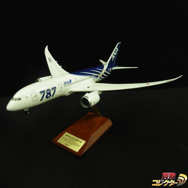 1/200 B-787 ANA ボーイング B787 /JA 802A DREAM LINER