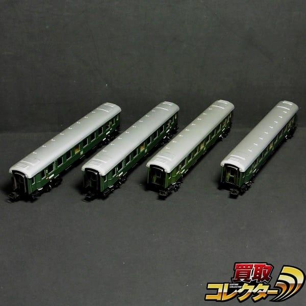 メルクリン HOゲージ 4037 2等客車 D-ZUG-WAGEN 4両