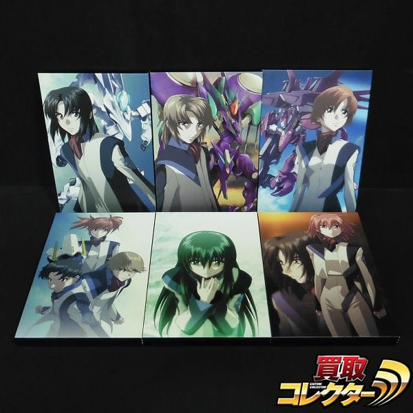 蒼穹のファフナーEXODUS BD 第1クール 全6巻 / Blu-ray