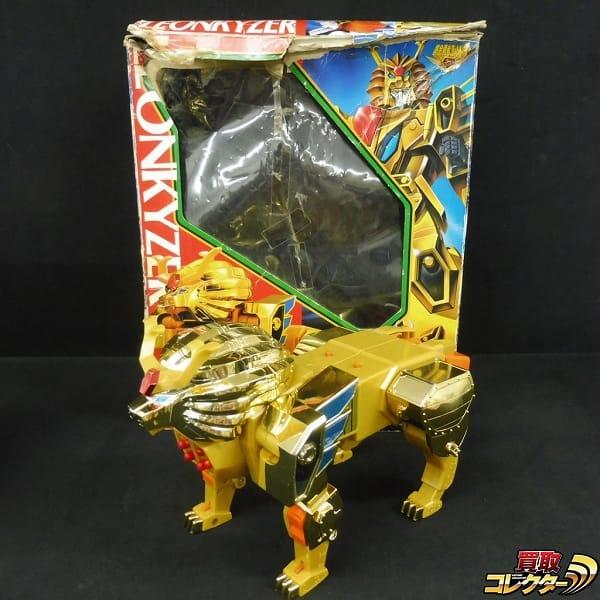 黄金勇者ゴルドラン DX 獣王合体 レオンカイザー / 黄金獣