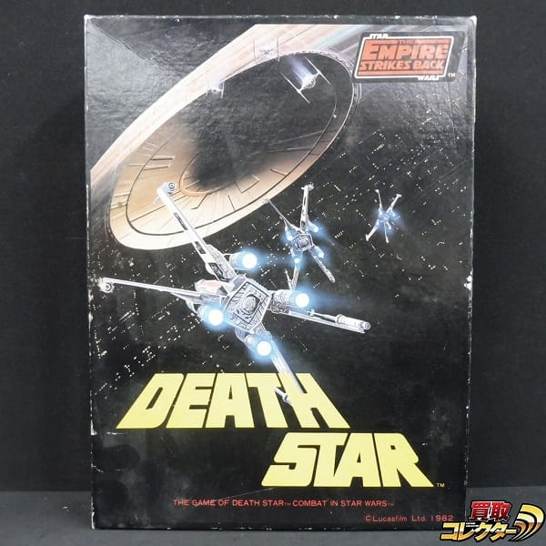 ツクダホビー STAR WARS デス・スター要塞戦 / ボードゲーム