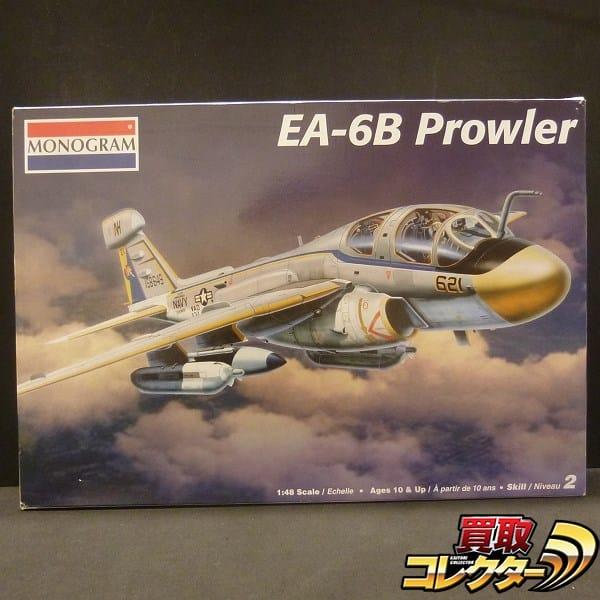 モノグラム 1/48 グラマン EA-6B プラウラー 電子戦機