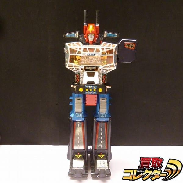 旧タカラ 当時物 ダイアクロン ロボットベース / 超合金 TF