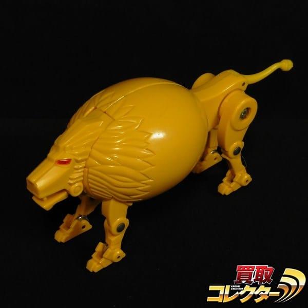 バンダイ タマゴラス E-06 ライオン 動物 フィギュア