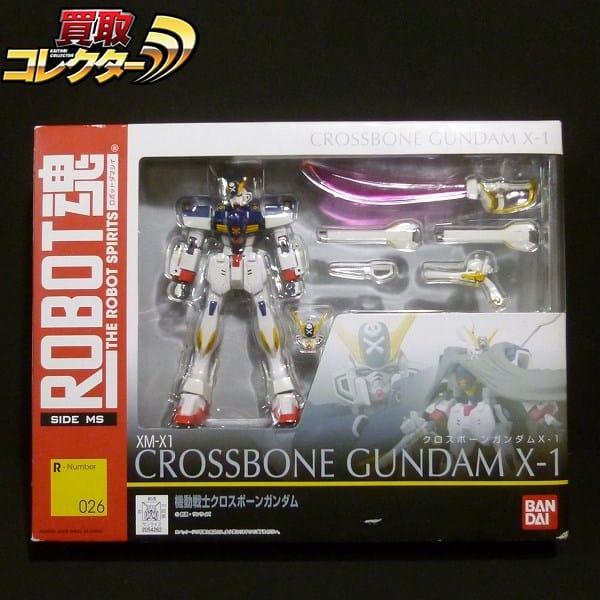 ROBOT魂 機動戦士クロスボーンガンダム X-1