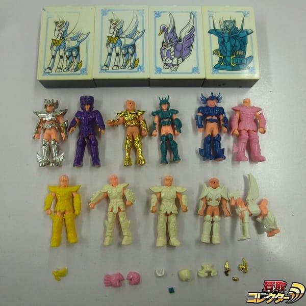 聖闘士星矢 星矢 大集合 フィギュア クロスアップ 消しゴム 人形