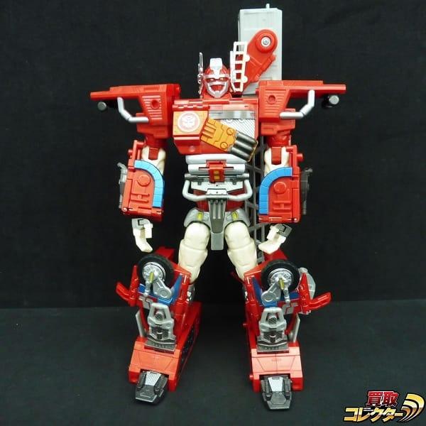 トランスフォーマー カーロボット スーパーファイヤーコンボイ