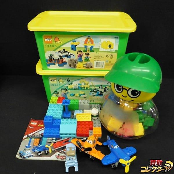 レゴ デュプロ ベビープレイ 7338 楽しいどうぶつえん 他