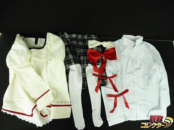 まどマギ 鹿目まどか 見滝原中学校 制服一式 XLサイズ/コスプレ