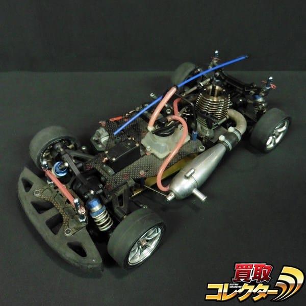 京商 V-ONE S シャーシ オンロードエンジン付RCカー GS15R