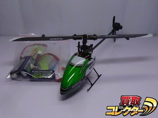 HiSKY HCP100S ラジコンヘリコプター バッテリー付 R/C