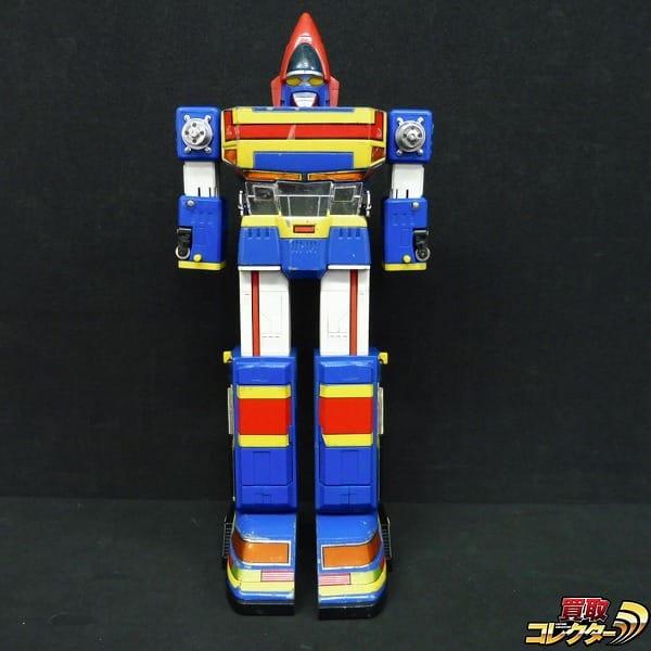バンダイ DX超合金 電撃合体チェンジロボ 電撃戦隊チェンジマン