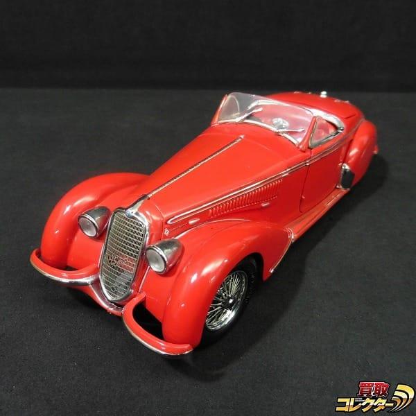 フランクリンミント 1/24 アルファロメオ 2900B 1937 ミニカー