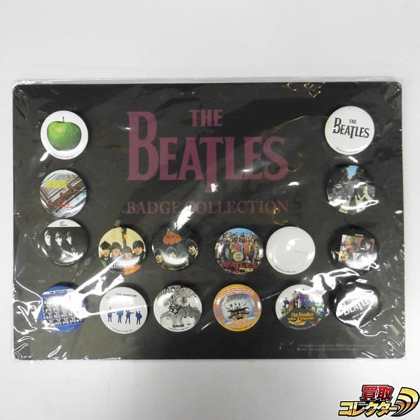 THE BEATLES ビートルズ HMV特典 バッジコレクション 非売品
