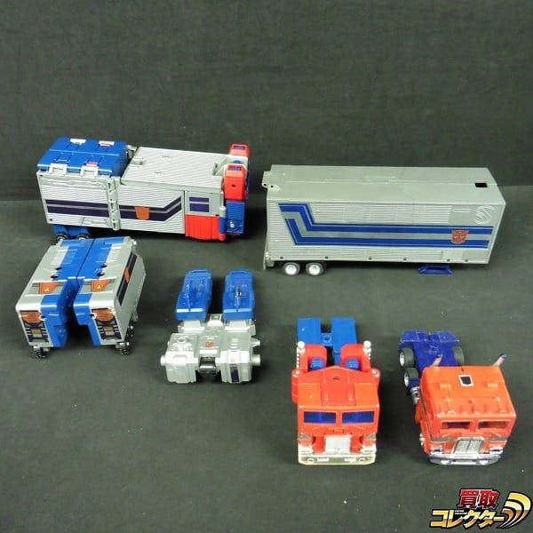 トランスフォーマー まとめて コンボイ 2種 /TF Transformer