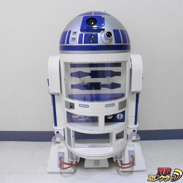 キャンペーン 当選品 ペプシオリジナル R2-D2 ドリンク クーラー