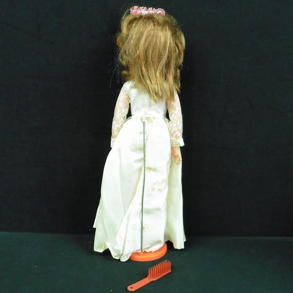 中嶋製作所 チャーム スカーレット ドール 人形 当時  箱有_3