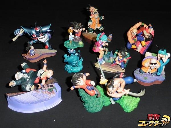 ドラカプ はじまりは四星球 メモリーズ編 彩色 全8種 コンプ