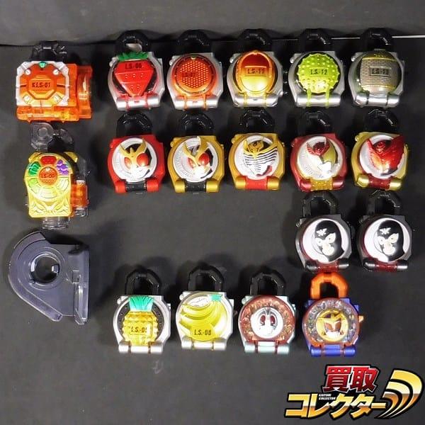ロックシード 大量 DX カチドキ 極 オレンジ バナナ 他 / 鎧武