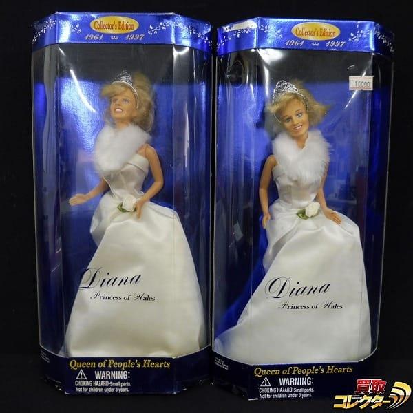 Princess Diana コレクターズエディション 2体 / ダイアナ