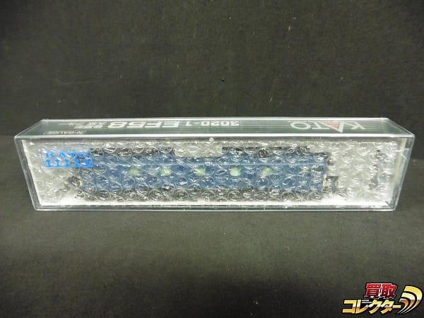 KATO Nゲージ 3020-1 EF58 後期形 大窓 ブルー / 電気機関車
