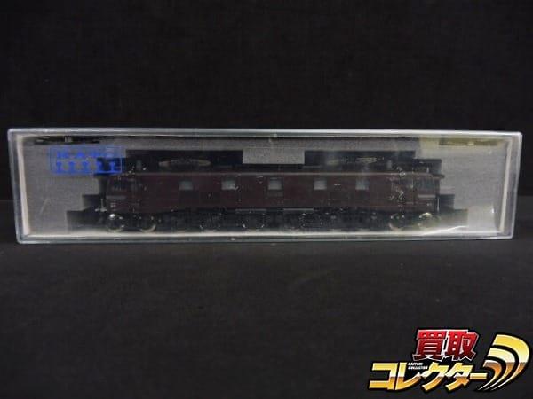 KATO Nゲージ 3020-3 EF58 上越形 茶 / 電気機関車