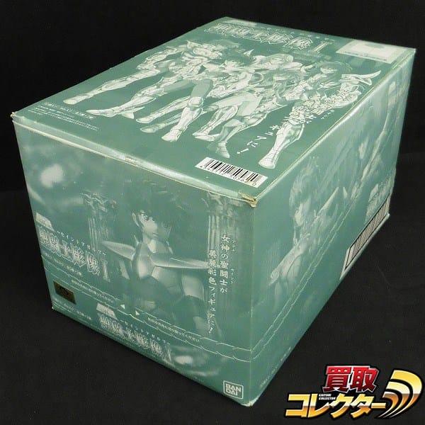 聖闘士星矢 聖闘士彫像Ⅰ セイントアガルマ BOX 10箱入り