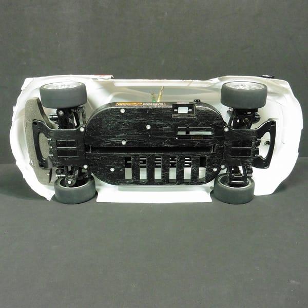 タミヤ 1/10 TT-01 シャーシ レクサス SC430 ボディ 電動RC_3