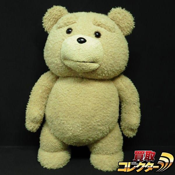 TED テッド 実物大 1/1 トーキング ぬいぐるみ R指定版