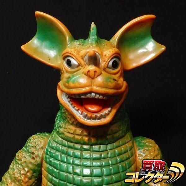 ブルマァク 当時物 怪獣ソフビ ジャイアントバラゴン / 東宝