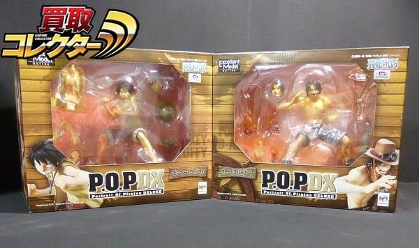 ONE PIECE P.O.P DX ルフィ エース / ワンピース POP