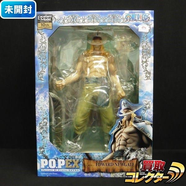ONE PIECE P.O.P EX 白ひげ エドワード ニューゲート Ver.0