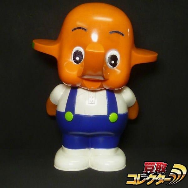 佐藤製薬 店頭用 サトちゃん ソフビ貯金箱 30cm 非売品