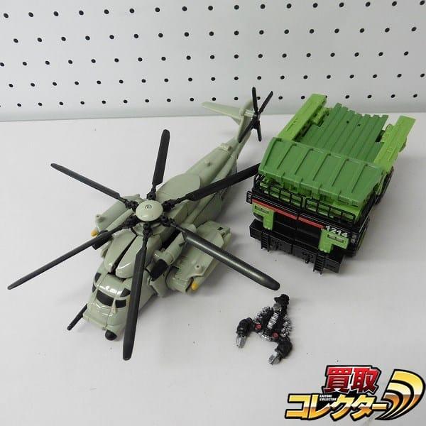 TF リベンジ RD-17 ロングハウル RD-18 グラインダー フィギュア