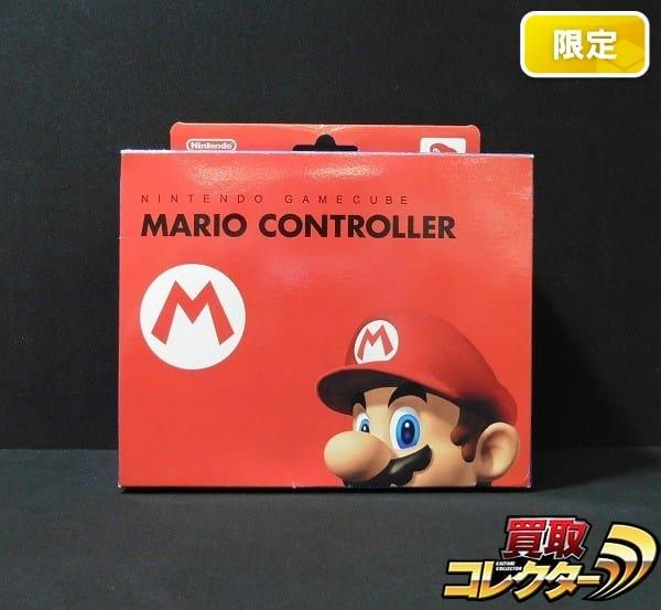マリオコントローラー ゲームキューブ クラブニンテンドー 限定品