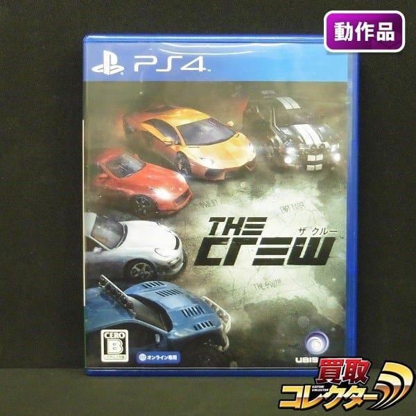 PS4 ザ クルー THE CREW / プレイステーション4 レースゲーム