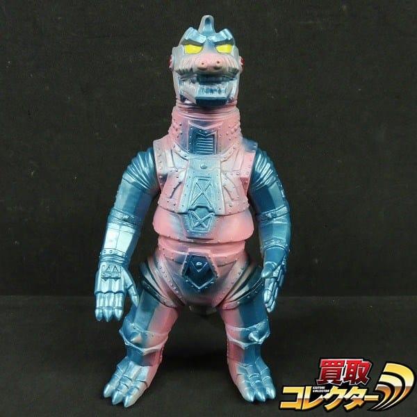 ベアモデル 怪獣 ソフビ人形 メカゴジラ 1974 / 東宝 TOHO