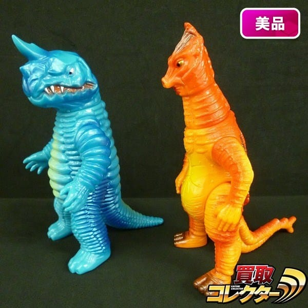 やまなや 怪獣郷 ソフビ アボラス バニラ / ウルトラ怪獣