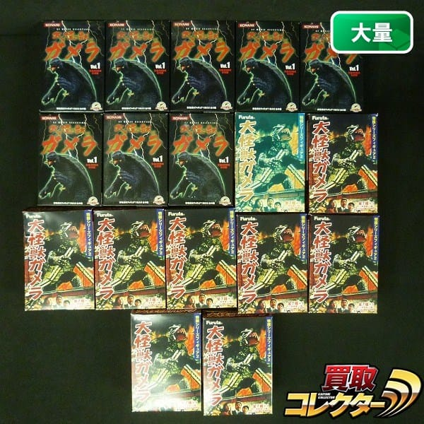 SFムービーセレクション 大怪獣ガメラ 生誕40周年記念版 他 大量