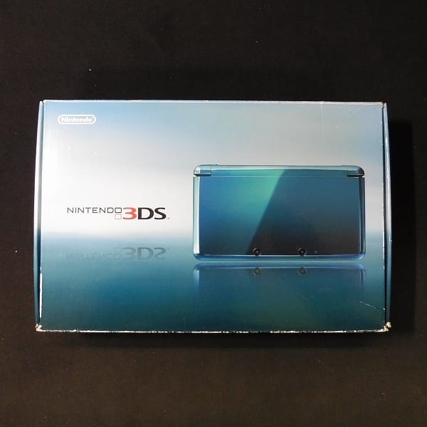 NINTENDO 3DS 本体 アクアブルー / 任天堂