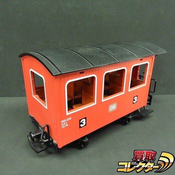 LEHMANN レーマン Gゲージ DB / LGB 客車 ドイツ 鉄道模型