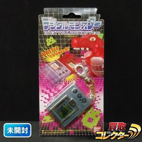 バンダイ 初代 デジタルモンスター Ver.1 グレー デジモン