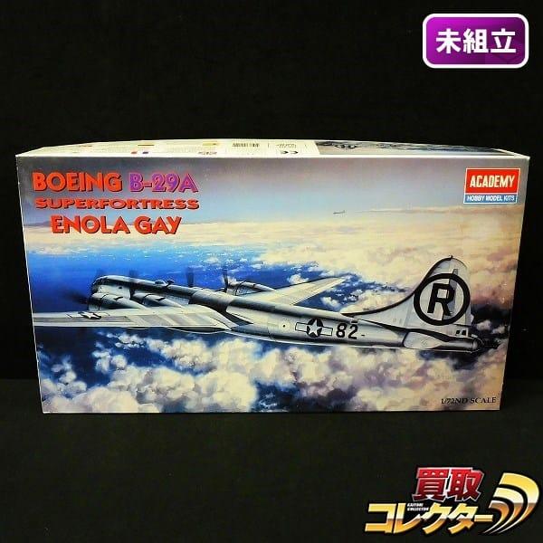 アカデミー 1/72 ボーイング B-29A 爆撃機 エノラ・ゲイ