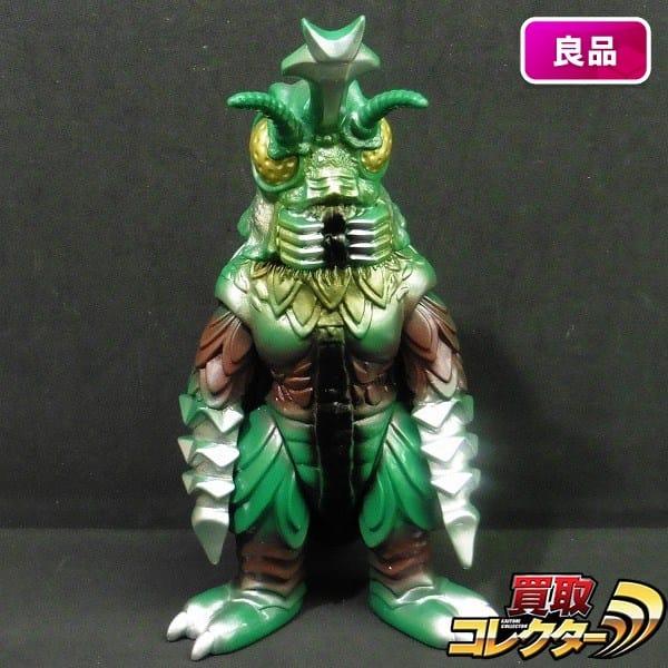 マーミット 怪獣天国 ソフビ メガロ / ゴジラ 東宝 Marmit