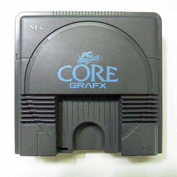 PCエンジン コアグラフィックス CORE GRAFX / Huカード_2