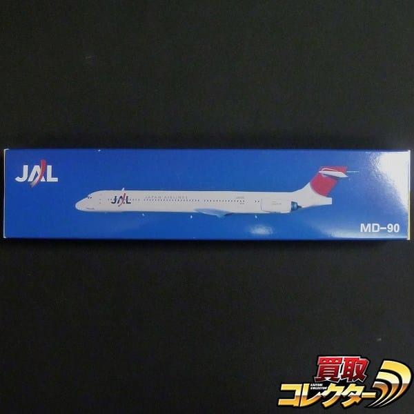 JTA商事 1/150 MD-90 JAL JA005D アーク塗装 エバーライズ