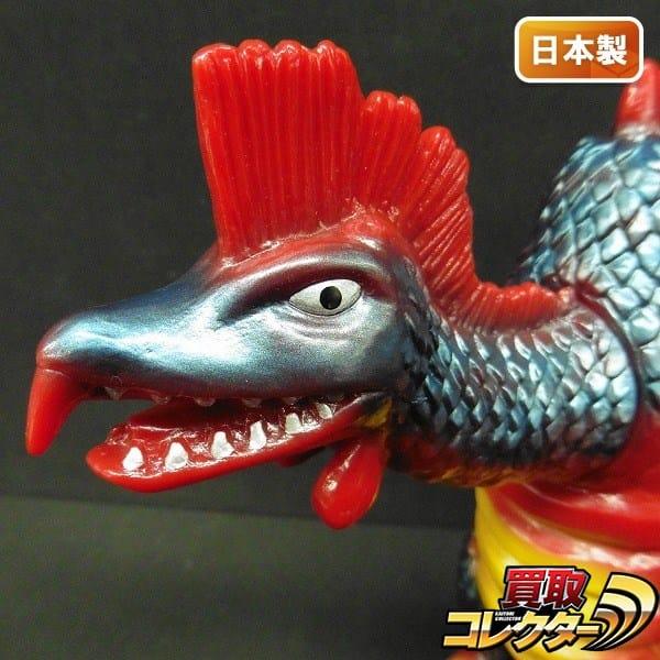 マーミット 怪獣天国 ソフビ フェミゴン / 帰マン 円谷 Marmit